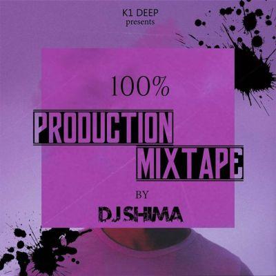 Dj Shima – 100% Production Mix mp3 download