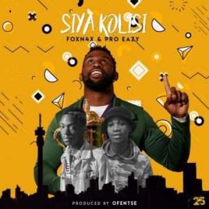 Fox N4x & Pro Eazy – Siya Kolisi Mp3 download