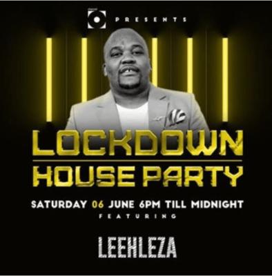 Leehleza – Lockdown House Party Season 2 Mix mp3 download