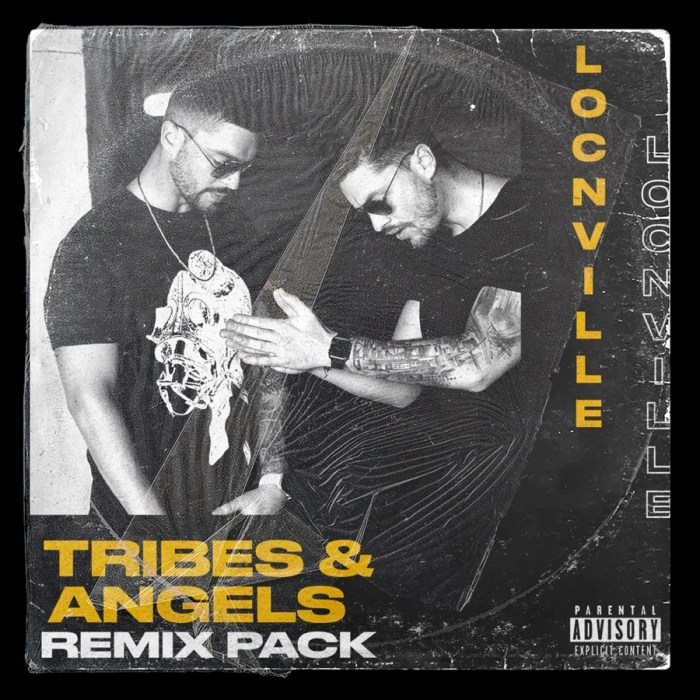 Locnville – Tribes & Angels (Remix Pack) Ft. DJ Zinhle & Apple Gule zip download