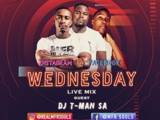 MFR Souls & DJ T-MAN – Wednesday Live Mix (10-06-2020) mp3 download