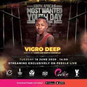 Vigro Deep – Peegle Live Mix mp3 download