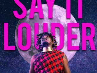 Aewon Wolf – Say It Louder Mp3 download