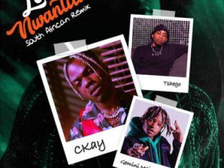CKay – Love Nwantiti Ft. Gemini Major & Tshego (South African Remix) mp3 download