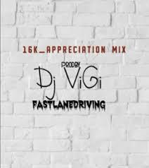 Dj Vigi – 16k Appreciation mix (Gqom mix 2020)