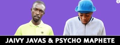 Jaivy Javas & Psycho Maphete – Dankie Ramaphosa