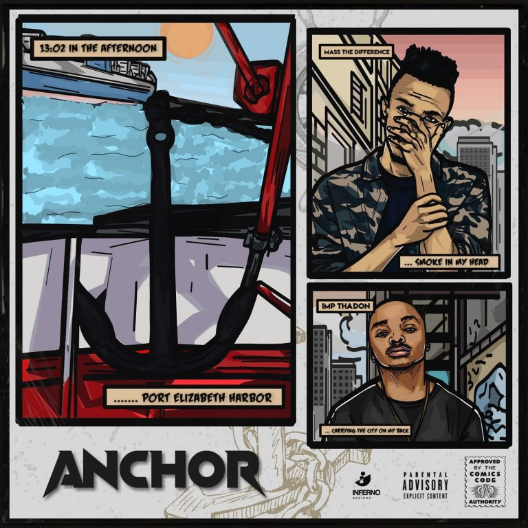 Mass The Difference - Anchor ft IMP Tha Don