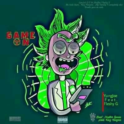 Yungjoe – Game On ft Fleshy G