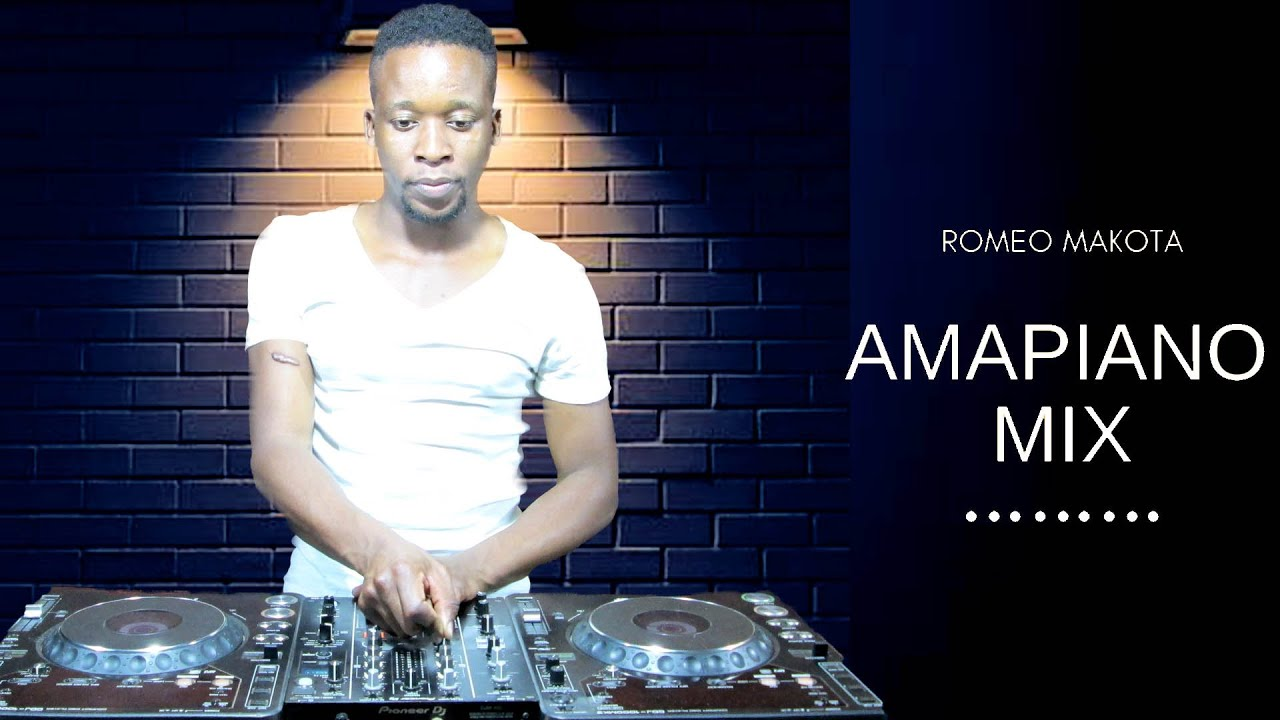 Romeo Makota – Amapiano Mix 09 sept 2020 Mp3 download