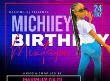 Maximum de DEEJAY – Lesego Michiiey's Birthday Mix mp3 download