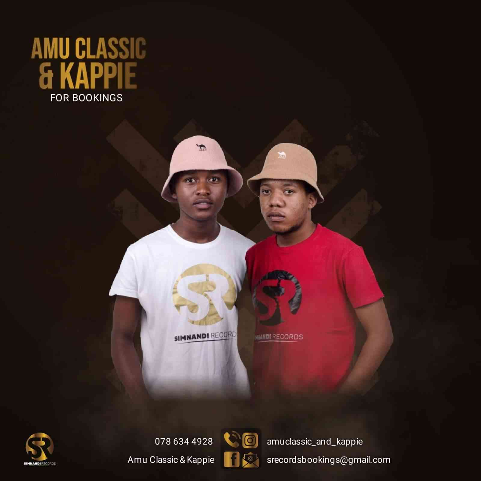 Amu Classic & Kappie – From My Home (Soulfied Mix) Mp3 Download